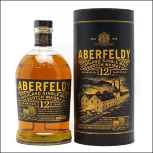 Aberfeldy 12 Años - La Bodega Roja. Bebidas Premium al mejor precio.