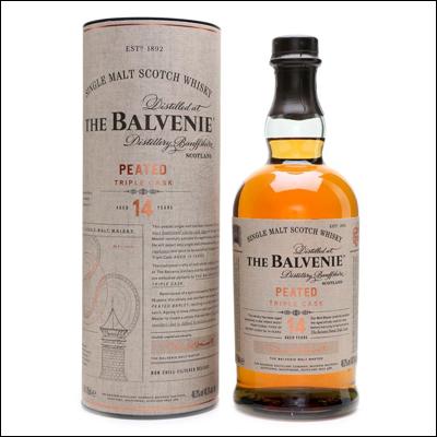 Balvenie 14 Años Peated Triple Cask - La Bodega Roja. Bebidas Premium