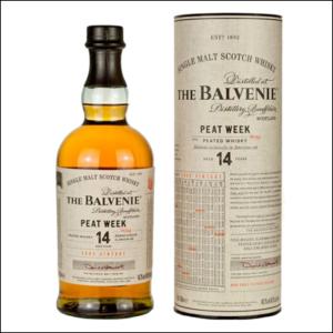 Balvenie 14 Años Peat Week - La Bodega Roja. Bebidas Premium