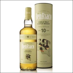 Benriach 10 Años Triple Distilled - La Bodega Roja. Bebidas Premium