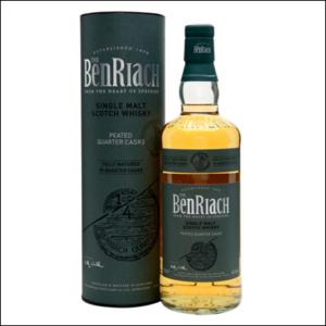Benriach Peated Quarter Cask - La Bodega Roja. Bebidas Premium