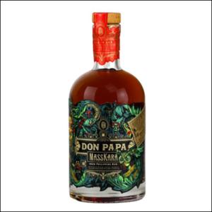 Don Papa Masskara - La Bodega Roja. Bebidas Premium al mejor precio.