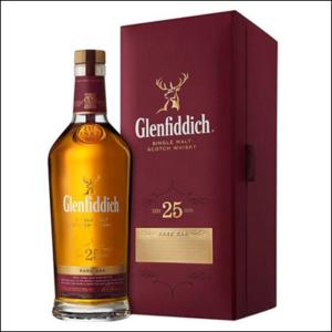 Glenfiddich 25 años - La Bodega Roja. Bebidas Premium al mejor precio.