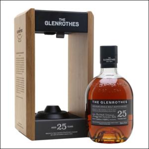 Glenrothes 25 Años - La Bodega Roja. Bebidas Premium al mejor precio.