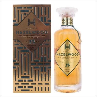 Hazelwood 25 años - La Bodega Roja. Bebidas Premium al mejor precio.