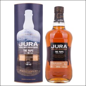 Isle of Jura The Paps 19 años - La Bodega Roja. Bebidas Premium
