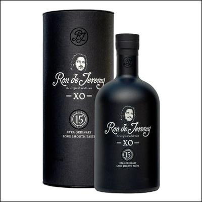 Jeremy XO 15 años - La Bodega Roja. Bebidas Premium