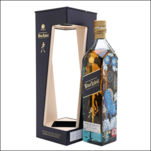 Johnnie Walker Blue Chinese New Year - La Bodega Roja.