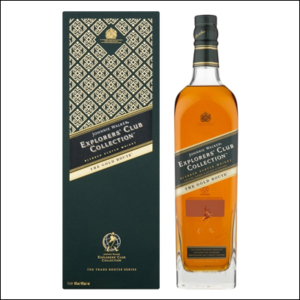 Johnnie Walker The Gold Route - La Bodega Roja. Bebidas Premium