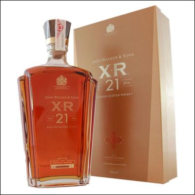 Johnnie Walker XR21 - La Bodega Roja. Bebidas Premium al mejor precio.