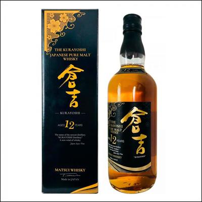 Kurayoshi Malt 12 años - La Bodega Roja. Bebidas Premium