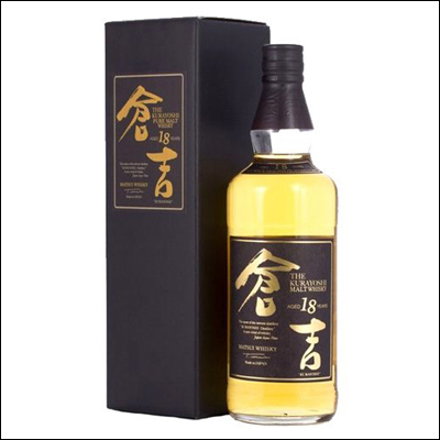 Kurayoshi Malt 18 años - La Bodega Roja. Bebidas Premium