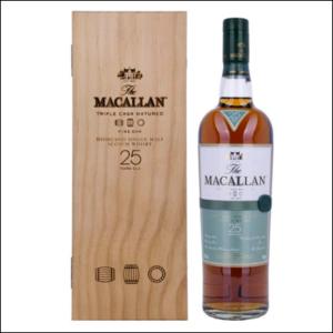 Macallan 25 Años Fine Oak - La Bodega Roja. Bebidas Premium