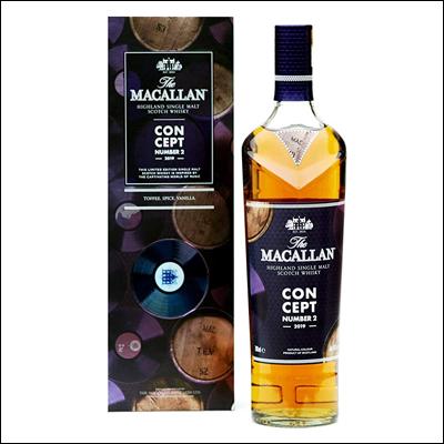 Macallan Concept Nº2 - La Bodega Roja. Bebidas Premium