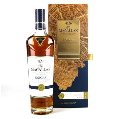 The Macallan Enigma - La Bodega Roja. Bebidas Premium al mejor precio.