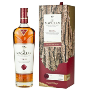 The Macallan Terra - La Bodega Roja. Bebidas Premium al mejor precio.