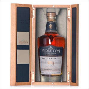 Midleton Very Rare 2018 Release - La Bodega Roja. Bebidas Premium