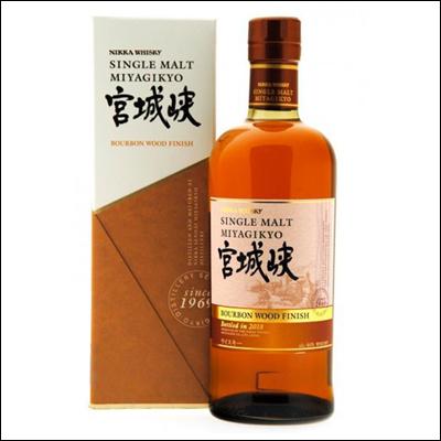 Miyagikyo Bourbon Wood Finish - La Bodega Roja. Bebidas Premium
