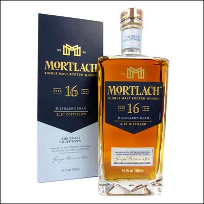 Mortlach 16 años - La Bodega Roja. Bebidas Premium al mejor precio.