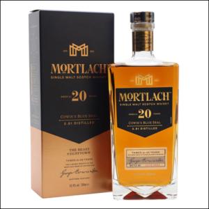 Mortlach 20 años - La Bodega Roja. Bebidas Premium al mejor precio.