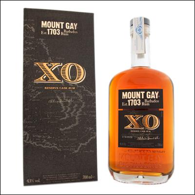 Mount Gay XO Reserve Cask - La Bodega Roja. Bebidas Premium