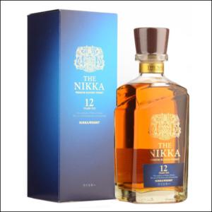 Nikka 12 años - La Bodega Roja. Bebidas Premium al mejor precio.