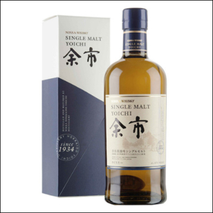 Yoichi Single Malt - La Bodega Roja. Bebidas Premium al mejor precio.