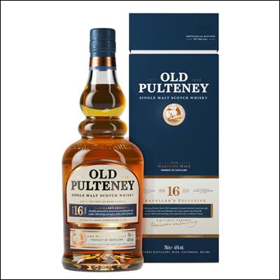 Old Pulteney 16 años - La Bodega Roja. Bebidas Premium al mejor precio.