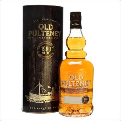 Old Pulteney 1990 - La Bodega Roja. Bebidas Premium al mejor precio.