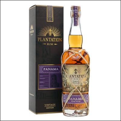 Plantation Panama 2004 12 Años - La Bodega Roja. Bebidas Premium