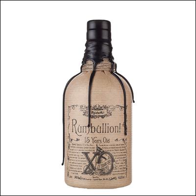 Rumbullion XO 15 Años - La Bodega Roja. Bebidas Premium