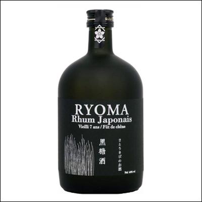 Ron Ryoma 7 años - La Bodega Roja. Bebidas Premium al mejor precio.