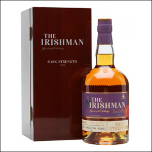 The Irishman Rare Cask Strength - La Bodega Roja. Bebidas Premium