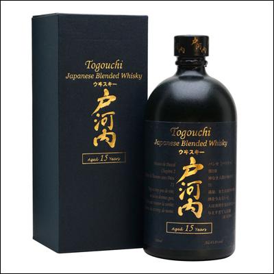 Whisky Togouchi 15 años - La Bodega Roja. Bebidas Premium