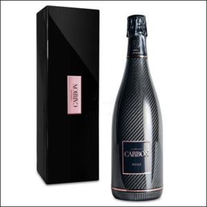 Champagne Carbon Rosé - La Bodega Roja. Bebidas Premium.
