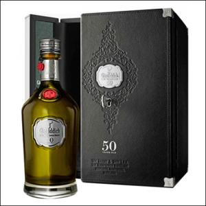 Glenfiddich 50 Años - La Bodega Roja. Bebidas Premium al mejor precio.