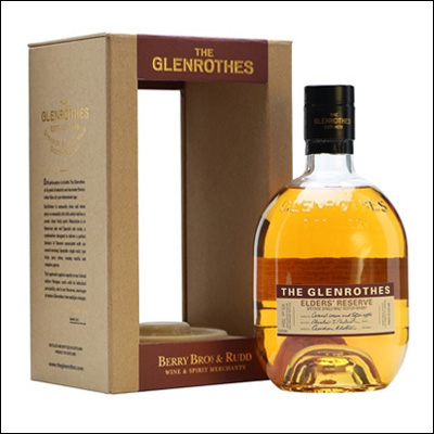 Glenrothes Elders' Reserve - La Bodega Roja. Bebidas Premium.