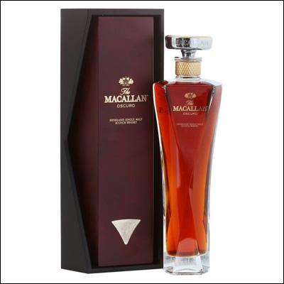 Whisky The Macallan Oscuro - La Bodega Roja. Bebidas Premium.