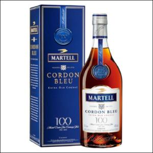 Martell Cordon Blue - La Bodega Roja. Bebidas Premium al mejor precio.