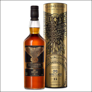 Mortlach 15 Años Game of Thrones Six Kingdoms - La Bodega Roja.