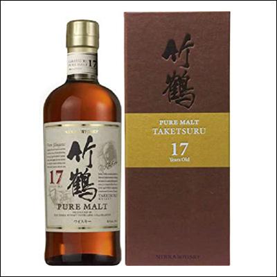 Whisky Nikka Taketsuru 17 Años - La Bodega Roja. Bebidas Premium.