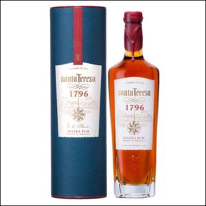 Ron Santa Teresa 1796 - La Bodega Roja. Bebidas Premium.