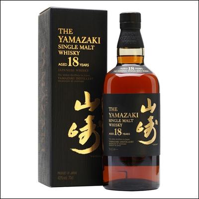 Yamazaki 18 Años - La Bodega Roja. Bebidas Premium