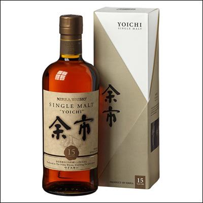 Yoichi 15 Años - La Bodega Roja. Bebidas Premium