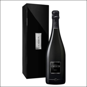 Champagne Carbon Brut - La Bodega Roja. Bebidas Premium.