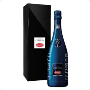 Champagne Carbon Bugatti 110 Aniversario - La Bodega Roja