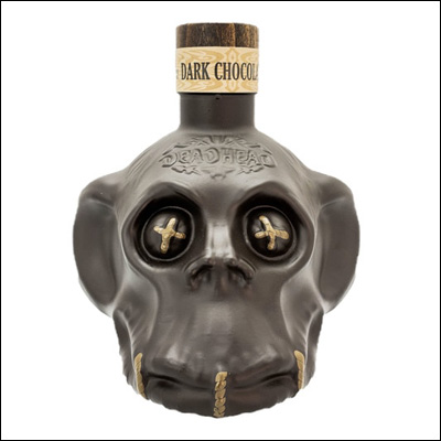 Ron DeadHead Ron Chocolate 5 Años - La Bodega Roja.