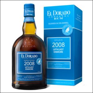Ron El Dorado 2008 Uitvlugt Enmore - La Bodega Roja.