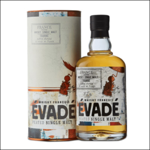 Whisky Evade Single Malt Peated - La Bodega Roja. Bebidas Premium