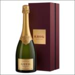Krug Grand Cuvée Edition 168 - La Bodega Roja. Bebidas Premium.